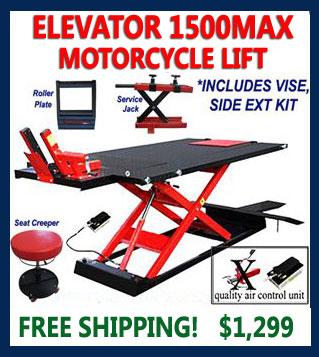 FSE-1elevator-1500max-1500-lb-capacity-motorcycle-atv-lift