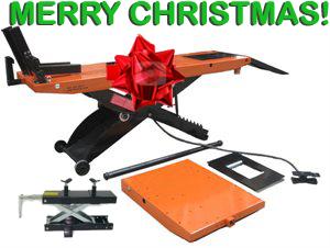pro 1200max motorcycle lift christmas gift
