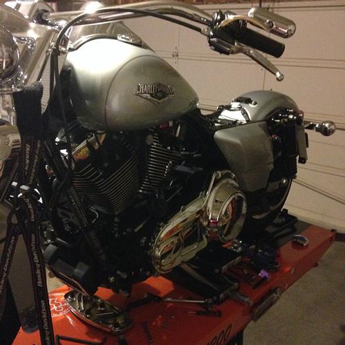 2014 Harley Davidson Roadking