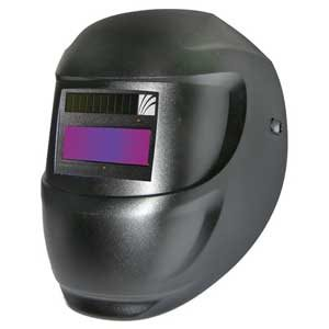 Picture of ARCONE WELDING HELMET 1000F-0100 SHADE MASTER VARIABLE CARRERA FILTER - BLACK 