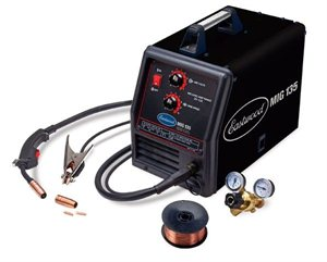 Picture of EASTWOOD 12011 MIG135 WELDER 110VAC