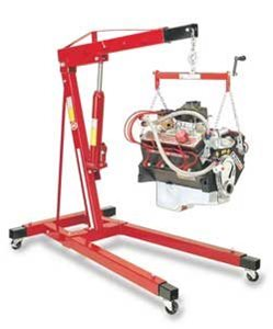 AFF 3580B Engine Crane 4400lb Capacity