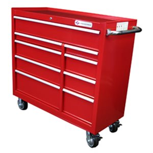 "Picture of AFF 942 41"" 9 DRAWER DOUBLE BANK CABINET"