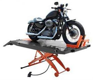 Titan SDML-1000D-XLT Heavy Duty Motorcycle Lift