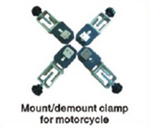Picture of PHOENIX PHTC3 MOTORCYCLE MOUNT/DEMOUNT CLAMP FOR TIRE CHANGERS
