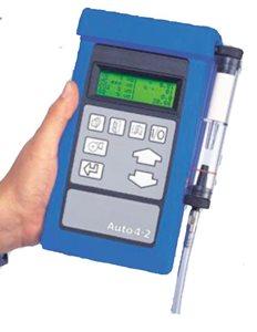 Picture of STRATEGIC ZAUTO5-2 HAND HELD GAS ANALYZER