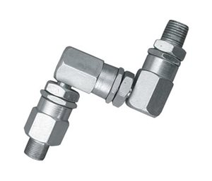 "Picture of AFF 8687 360 DEGREE 1/4"" NPT(M) x 1/4"" NPT(M) Z SWIVEL"