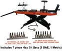 PRO 1200MAX Motorcycle Lift Table Package