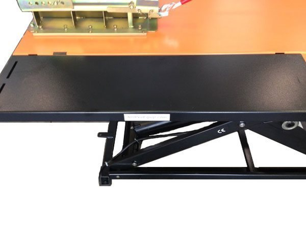 Curtis Auto Sales >> ELEVATOR 1100S SNOWMOBILE AND SNOWBLOWER LIFT TABLE, INCLUDES SIDE EXTENSION KIT | NHProEquip.com