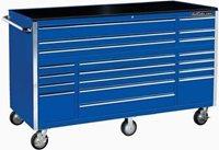 "Rollcabs.com CRX722519RC 72"" Blue Rolling Toolbox"