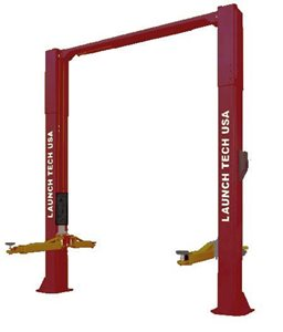 Picture of LAUNCH TECH USA TLT 210-XTR 10,000 lb 2 POST LIFT