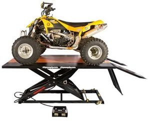 ATV Lift Table