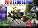 Picture of PRO 1200SEMAX MOTORCYCLE ATV LIFT PACKAGE