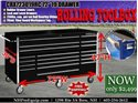 """Picture of CRX723019RC 72"""" 19 DRAWER ROLLING TOOL BOX"""