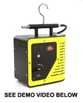 Picture of Leak Detector Machine - Smoke Wizard GLD-50