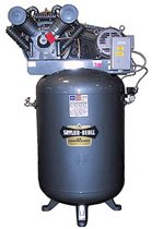 Picture of SAYLOR-BEALL VT-755-120 TANK MOUNTED VERTICAL AIR COMPRESSOR