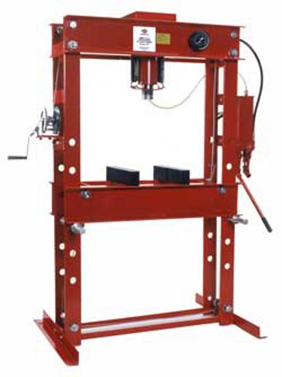 Picture of Floor Press 50 Ton Capacity AFF 837