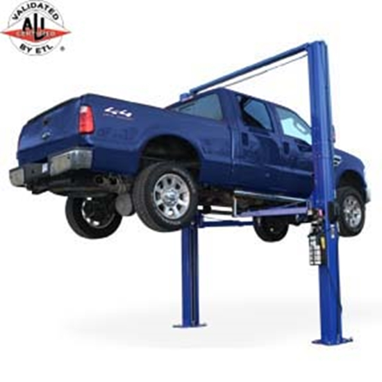 Picture of QUALITY Q12 12,000 LB CAPACITY 2-POST LIFT