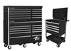 "Picture of EX5621CRC1 56"" EXTREME 21 DRAWER ROLL CABINET AND TOP TOOL CHEST WITH TOOL CART"