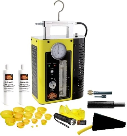 Picture of Automotive Leak Detector Machine - Smoke Wizard GLD-40