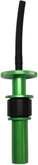 Picture of POP-IT® Capless Double-Door Fuel Neck Adapter - Smoke Wizard GLD052