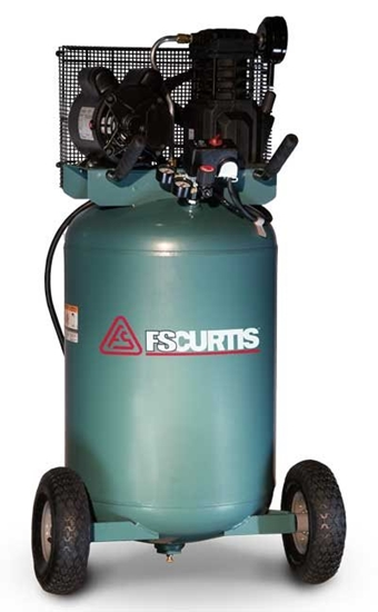 Picture of FS Curtis Garage Mate 2HP Vertical Portable Air Compressor - CTS Series