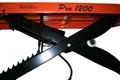 PRO 1200 Motorcycle Lift Scissor Mechanism