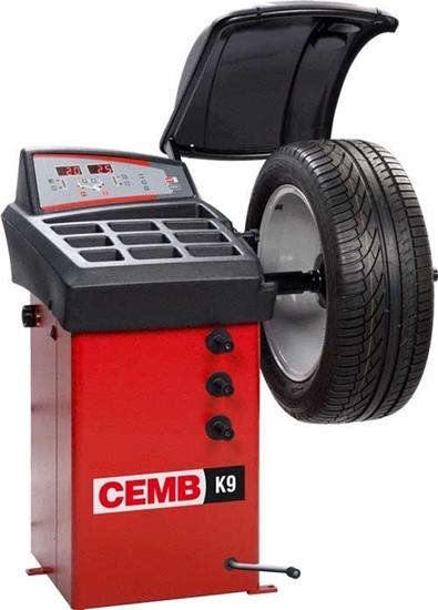 Picture of Digital Wheel Balancer CEMB K9