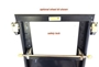 Picture of ATV Lift Table w/Side Extension Kit Elevator 1100A