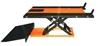 PRO 2500U Utv lift table - orange and black