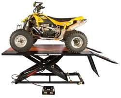 ATV Lift Table