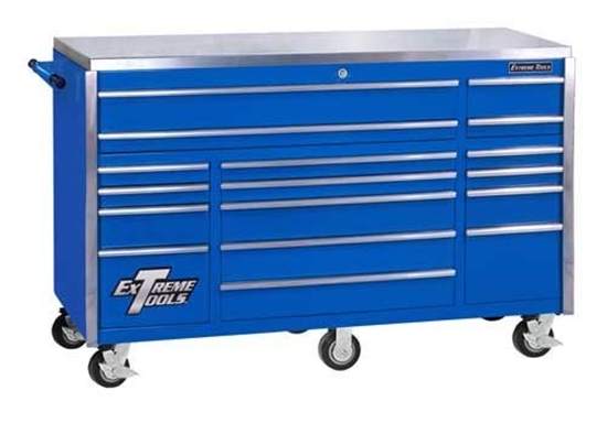 "Picture of EXTREME TOOLS EX7217RC 72"" ROLLER CABINET"