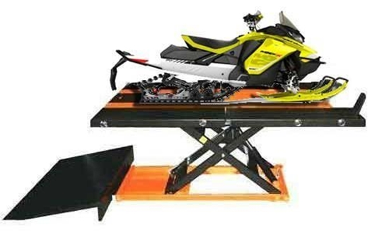 Pro 2500s 48 Quot Snowmobile Lift Table Package Nhproequip Com
