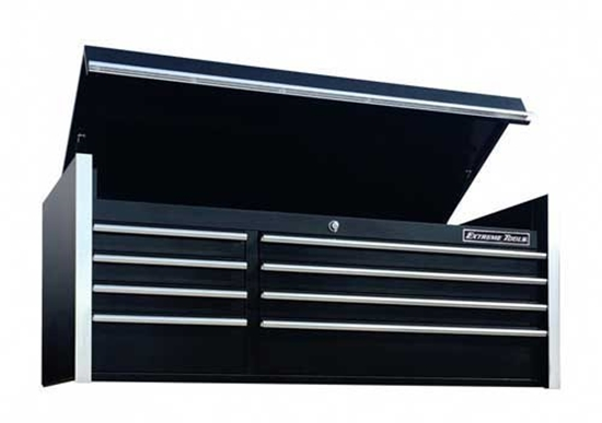 "Picture of Extreme Tools 55"" 8 Drawer Top Chest Tool Box RX552508CH"