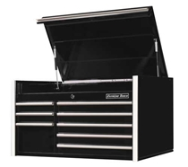 "Picture of Extreme Tools 41"" 8 Drawer Top Tool Chest RX412508CH"