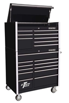 "Picture of Extreme 41"" Top Chest + Rollcab Toolbox Set RX412519CHRC"