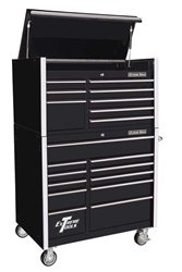 "Picture of Extreme 41"" Top Chest + Rollcab Toolbox Set RX412519CR"