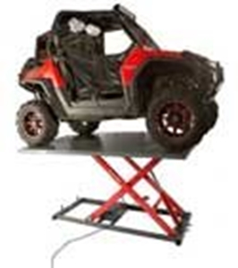 Picture for category Electric Motorcycle Lifts