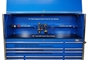 "Picture of 72"" x 25"" Rolling Tool Cabinet and 72"" Top Hutch CRX72251901SET"