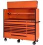 orange tool organization boxes