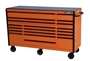 "Orange 72"" Tool Box"