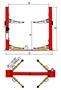 2 post lift diagram BP-9X