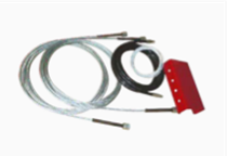 Picture of 20906 Width extension kits for OH-9 and OH-10 2 Post Lifts Amgo Hydraulics