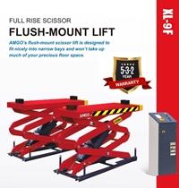 Picture of Flush Mount Scissor Lift 9000lbs XL-9F Amgo Hydraulics