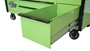 EX7217RCQ Tool Box on Wheels Green 72
