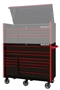 "Picture of GearWrench 55"" 12 Drawer Roller Cabinet GW552512RC by Extreme Tools"