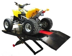 PRO 1200 lift table with ATV