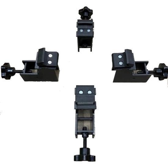 Black Diamond Tire Changer Adapters