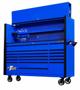 blue tool box on wheels sale