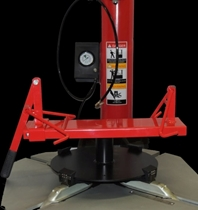 Tire Spreader with base